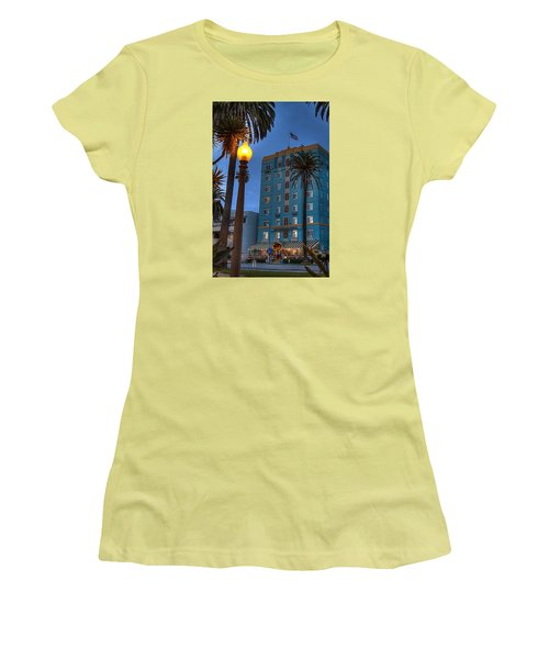 Georgian Hotel Women's T-Shirt (Athletic Fit)