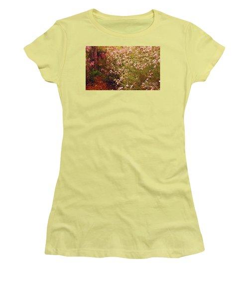 Geraldton Wax Shades Women's T-Shirt (Junior Cut) by Cassandra Buckley