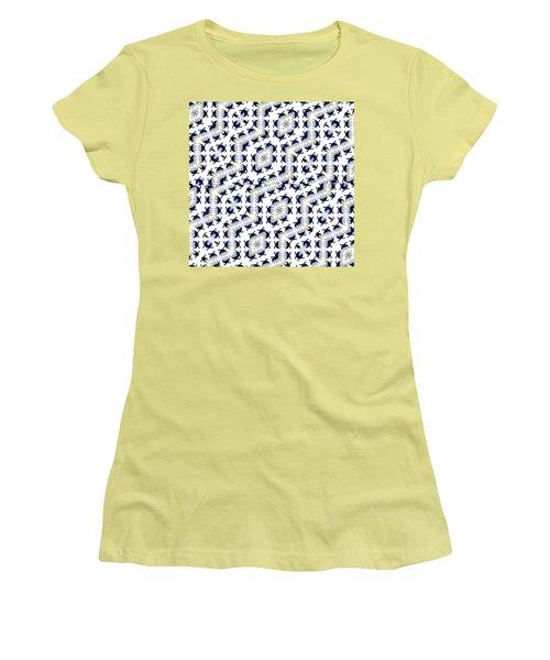 Giraffe Abstract 02 Women's T-Shirt (Junior Cut) by EricaMaxine  Price