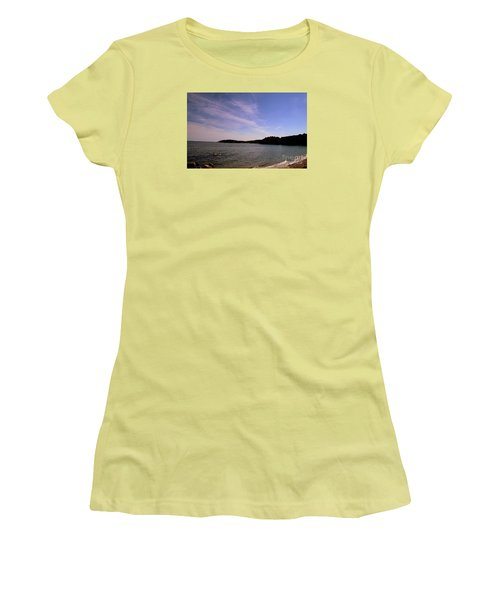 Gloucester Beach Women's T-Shirt (Athletic Fit)