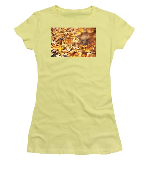 Gold Rush Women's T-Shirt (Athletic Fit)