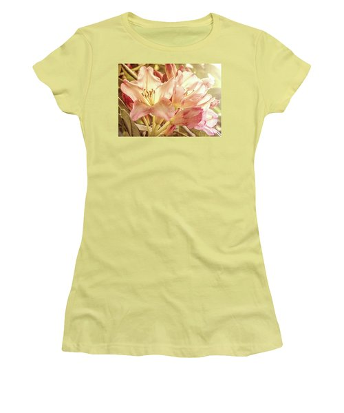 Golden Reserve Women's T-Shirt (Athletic Fit)
