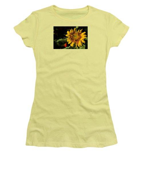 Good Morning Women's T-Shirt (Junior Cut) by Alana Thrower