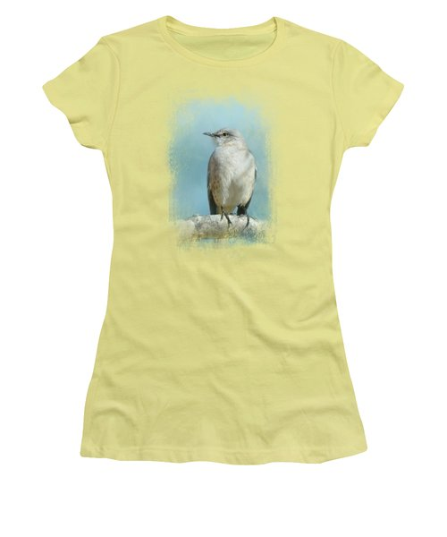 Good Winter Morning Women's T-Shirt (Athletic Fit)