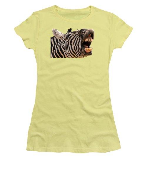 Got Dental? Women's T-Shirt (Junior Cut) by Mark Myhaver