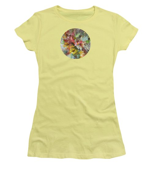 Grace And Beauty Women's T-Shirt (Junior Cut) by Mary Wolf