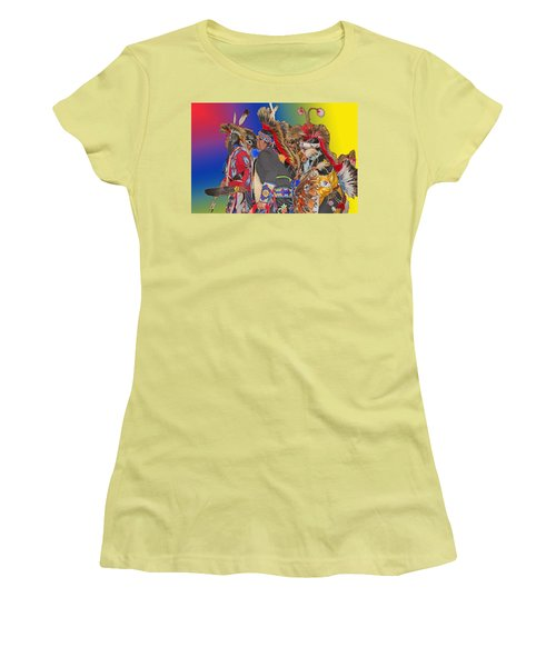 Grand Entrance Women's T-Shirt (Athletic Fit)