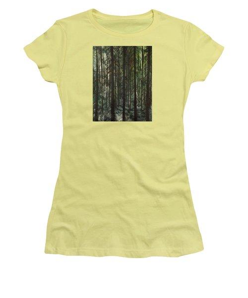 Grave Matters Women's T-Shirt (Junior Cut) by Lisa Aerts
