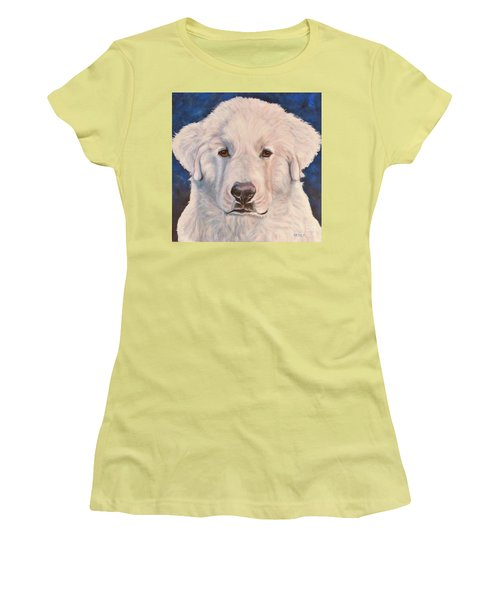 Great Pyrenees Women's T-Shirt (Athletic Fit)