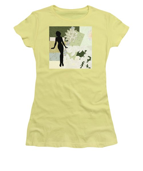 Green Paper Doll Women's T-Shirt (Athletic Fit)
