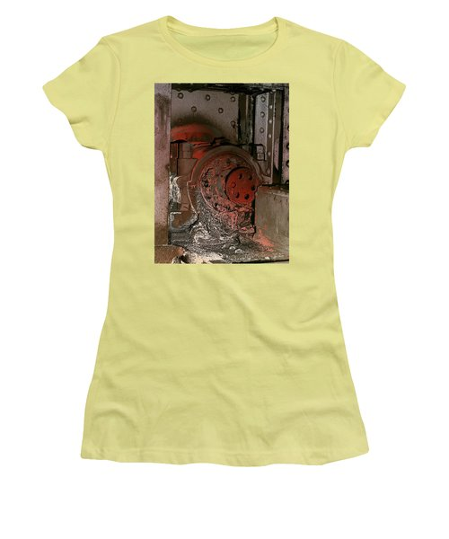 Grunge Gear Motor Women's T-Shirt (Junior Cut) by Robert G Kernodle