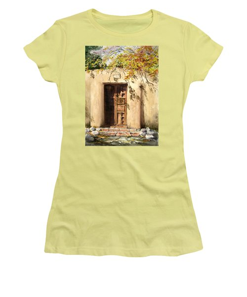Hacienda Gate Women's T-Shirt (Athletic Fit)