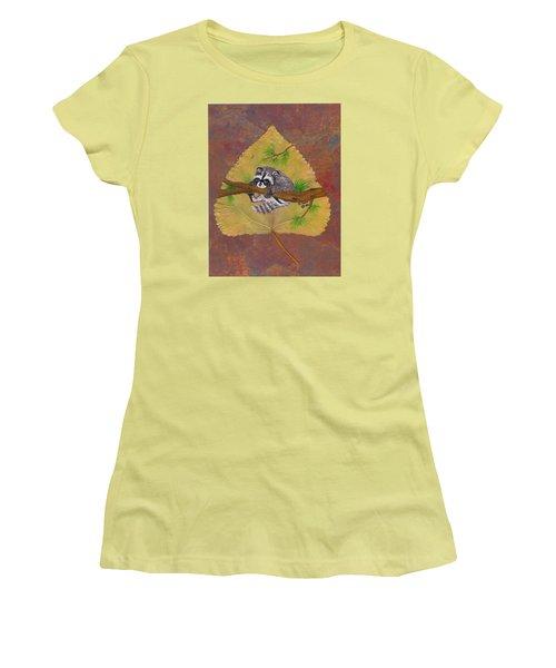 Hang On Women's T-Shirt (Junior Cut) by Ralph Root