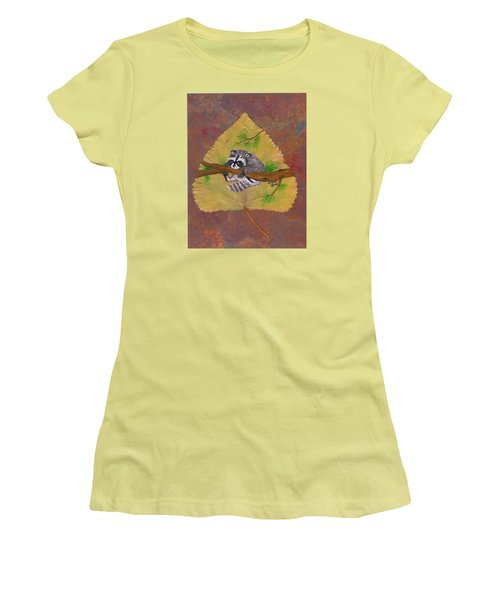 Hang On Women's T-Shirt (Athletic Fit)
