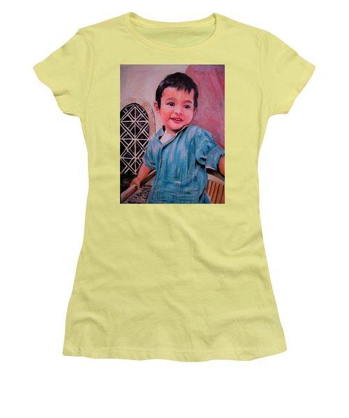 Harmain Women's T-Shirt (Athletic Fit)