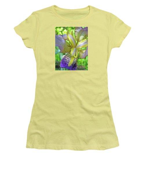 Harmony 4 Women's T-Shirt (Junior Cut) by Lynda Lehmann