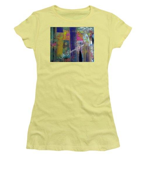 Harvest Time Jubilee Women's T-Shirt (Junior Cut) by Kelly Turner
