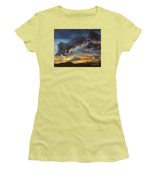 Hawcreek 7.11 Women's T-Shirt (Junior Cut) by Stuart Engel