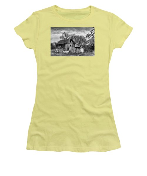 Hay Storage Women's T-Shirt (Athletic Fit)