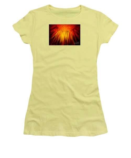 Healing Balm Of The Sun Women's T-Shirt (Athletic Fit)