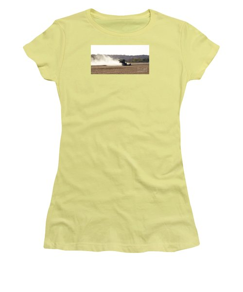 Heartland Harvest  Women's T-Shirt (Junior Cut) by J L Zarek