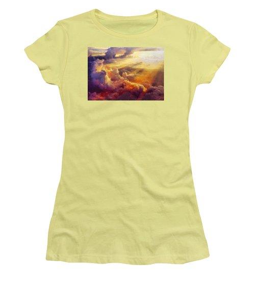 Heaven Women's T-Shirt (Athletic Fit)