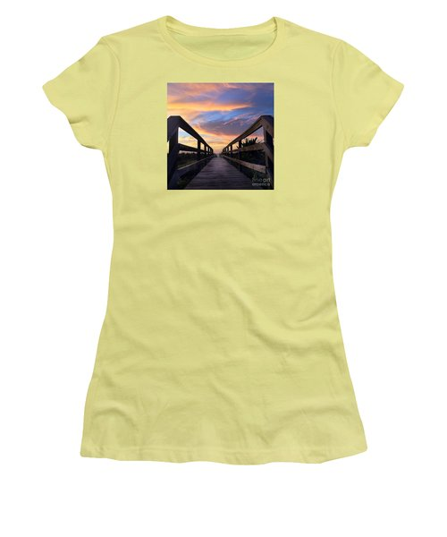 Heavenly  Women's T-Shirt (Athletic Fit)