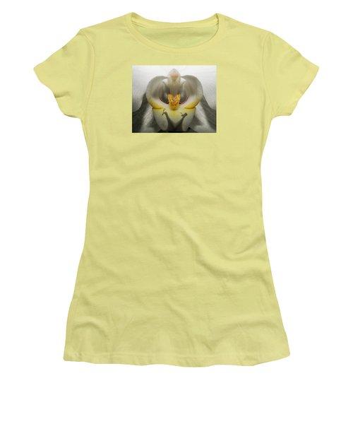 Heavenly Orchid Women's T-Shirt (Junior Cut) by Ernie Echols