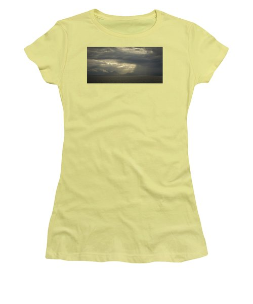 Heavenly Rays Women's T-Shirt (Athletic Fit)