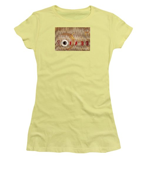 Help Yourself Women's T-Shirt (Athletic Fit)
