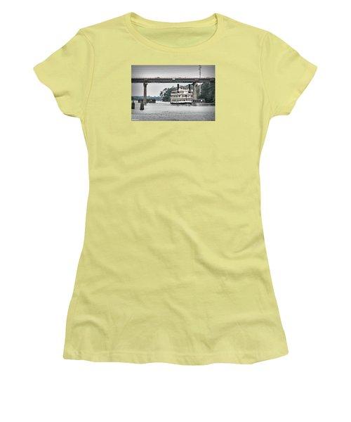 Women's T-Shirt (Junior Cut) featuring the photograph Henrietta IIi by Phil Mancuso