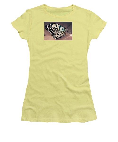 Her Heavenly Soul Women's T-Shirt (Junior Cut) by The Art Of Marilyn Ridoutt-Greene