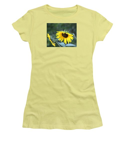 Hidden Depression Women's T-Shirt (Athletic Fit)
