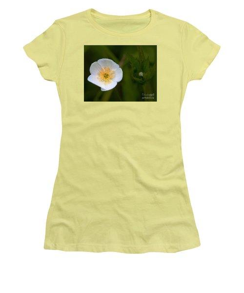 Hidden Tears Women's T-Shirt (Athletic Fit)