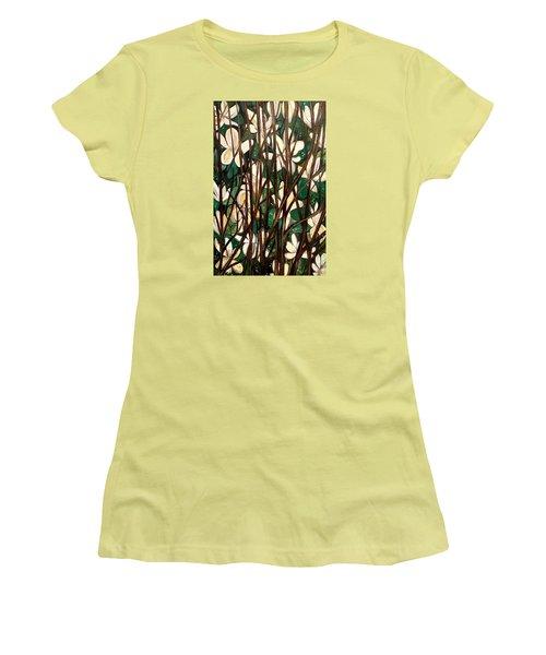 Hiding In Plain Site Women's T-Shirt (Junior Cut) by Lisa Aerts