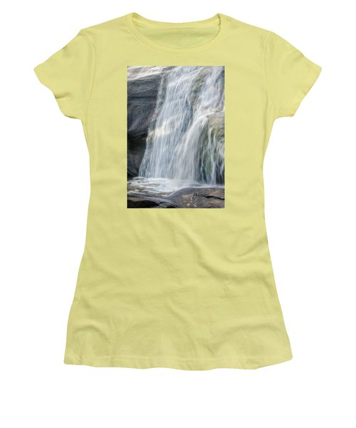 High Falls Three Women's T-Shirt (Athletic Fit)