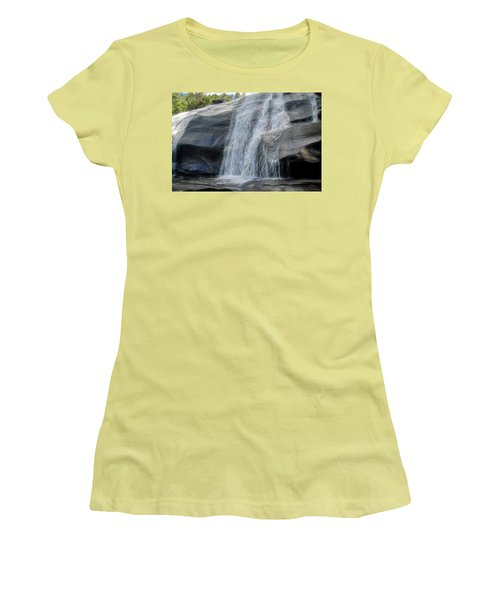 High Falls Two Women's T-Shirt (Athletic Fit)