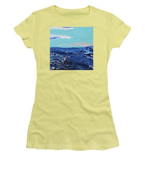 High Sea Women's T-Shirt (Athletic Fit)