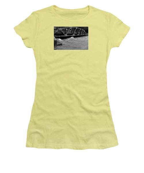 High Water Women's T-Shirt (Athletic Fit)
