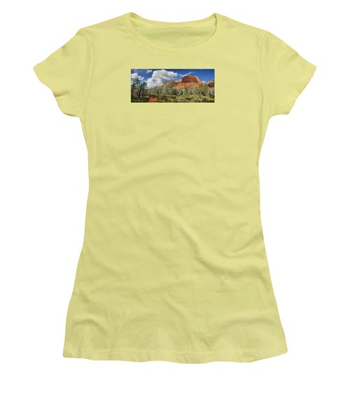 Hiker's Paradise Women's T-Shirt (Athletic Fit)