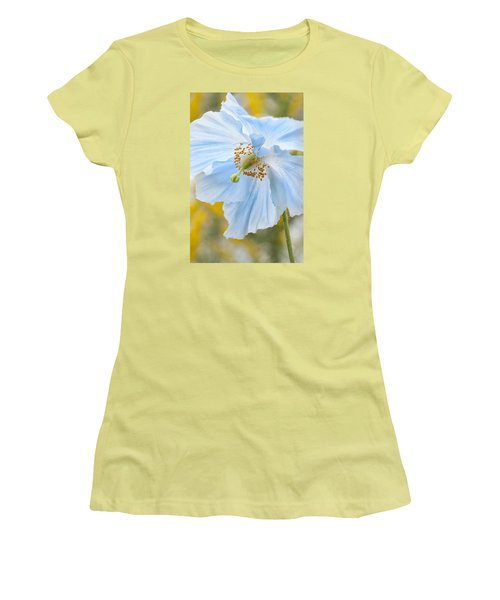 Himalayan Poppy Women's T-Shirt (Athletic Fit)