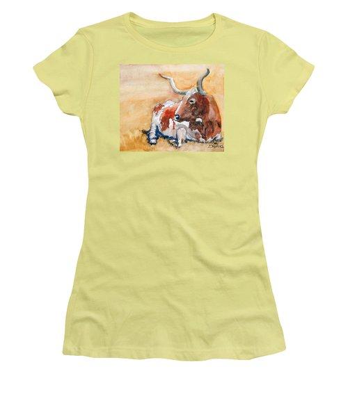 His Majesty Women's T-Shirt (Junior Cut)