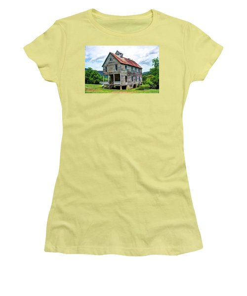 Hiwassee Union Baptist Church Women's T-Shirt (Athletic Fit)