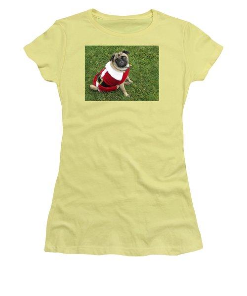 Ho, Ho, Ho Women's T-Shirt (Athletic Fit)