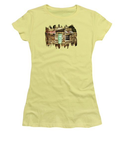 Home Sweet Home Women's T-Shirt (Junior Cut) by Thom Zehrfeld