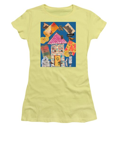 House #1 Women's T-Shirt (Athletic Fit)