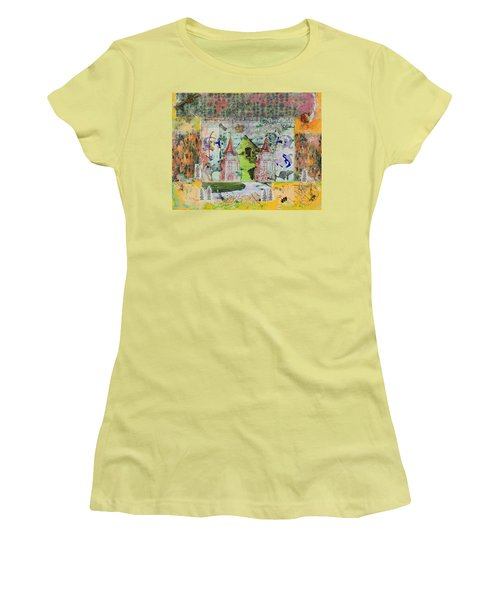House #4 Women's T-Shirt (Athletic Fit)