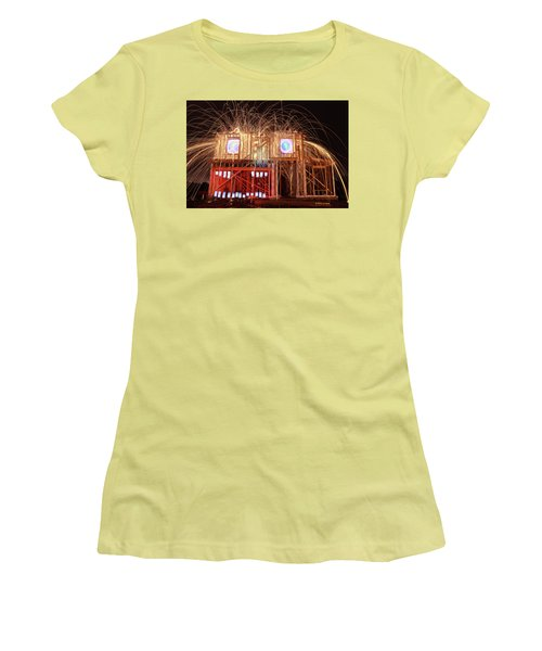 House Head 24 Women's T-Shirt (Junior Cut) by Andrew Nourse