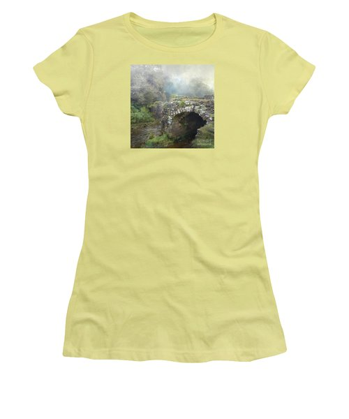 Women's T-Shirt (Athletic Fit) featuring the photograph How Much Do You Love Her? by LemonArt Photography
