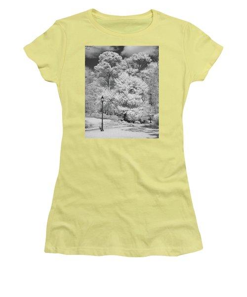 Hugh Macrae Park Women's T-Shirt (Junior Cut)
